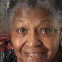 Mrs. Geraldine Yvonne Buie-Farmer