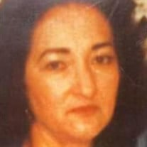 Nicolasa B. Gonzalez