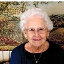 Mrs. Charlene Almond Butler