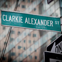 Clarkie Alexander