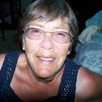 Betty Robertson Kilbourn