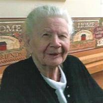 Hazel Virginia Hart Hanger