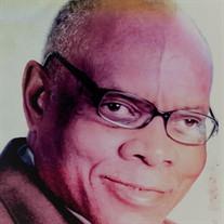 Mr. Michael Xavier Brackett Sr.