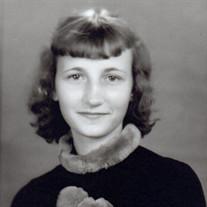 Carol Clydene (Baker) Carter