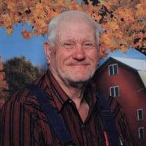 Gene Wright of Bethel Springs, Tennessee
