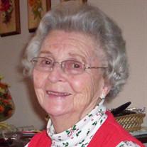 Edna M Strobel