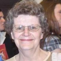 Beverly Ann (Elliot) Blevens