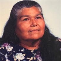 Mrs. Candelaria Garcia