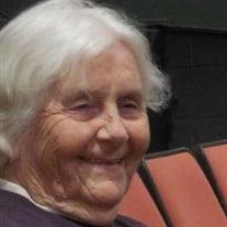 Mrs. Ethel Marie Howe