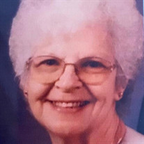 Patricia Mae Jennings