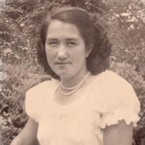 Mrs. Anna Mae Briggs