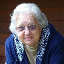"""Roberta C. """"Bobbie"""" Stier"""