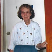 Irene W Vause