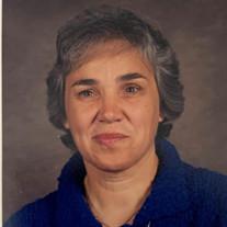 Nancy Carol Bridgewater
