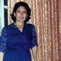 Flordeliza Tolentino