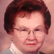 Mrs. Ruth Anne Cuykendall Bounds