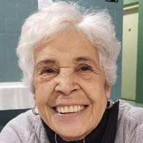 Barbara Jean Rosettani (nee Bryant)