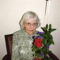 Agnes Lillian Pfitzner