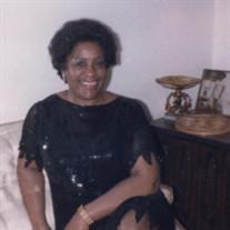 Mrs. Minnie Pearl Robinson