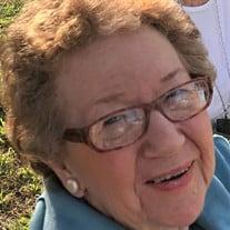Mary Frances Sprunck