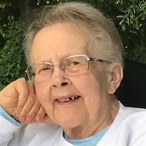Dorothy Elaine Shadburn