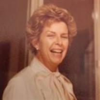 Martha Wells O'Brien