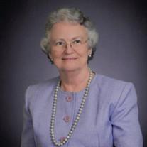 Carroll Jeanette Sherer Matthews