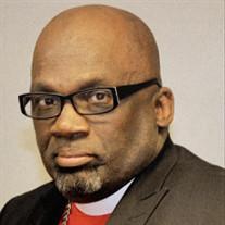 Ecumenical Patriarch Archbishop Kevin Byron Robinson