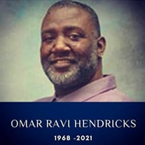 Omar Ravi Hendricks