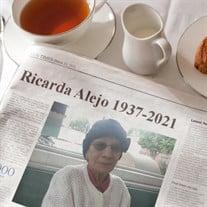 Ricarda Alejo