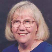 Nancy Williams Parker Comfort