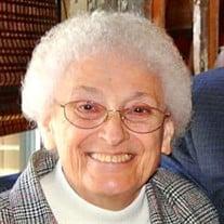Mary Theresa Sullivan