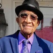 Willie Blanding Sr.