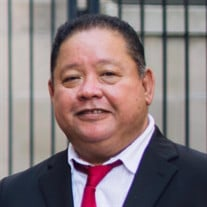 Mr. John Glenn B. Inobio Sr. of Streamwood