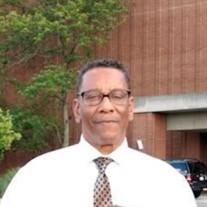 MR. ALONZO ANDREW ROBINSON