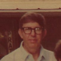 SFC (Ret) Bobby Gene Pratt