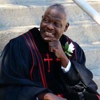 Rev. Mark Thomas Hawkins Sr.