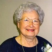 Martha Christine Lyon Blalock