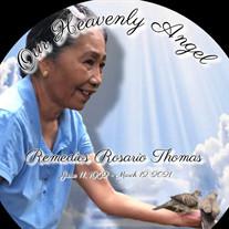 Remedios Rosario Thomas