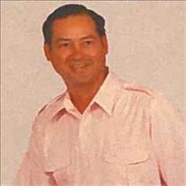 Raymond Joe Ramirez, Sr.