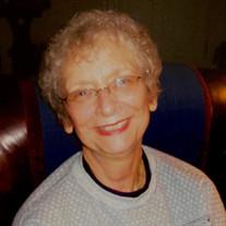 Mrs. Beverly Ann Price Eayres