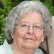 Mrs. Jewel Edith Stewart Waters Akins