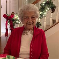Lorene Marjorie Ammons Lemley Priest