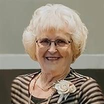 June Ann Capshaw (Brisbin)
