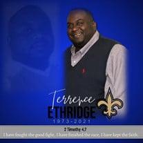 Terrence Ethridge
