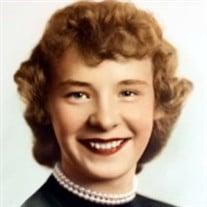 Margaret Ellen Jacobsson
