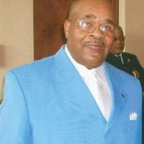 Reverend Luther Lee Walker, Jr.