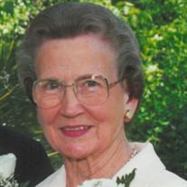 Helen Dixon McRory