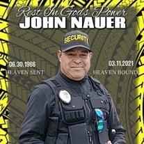 John Nauer