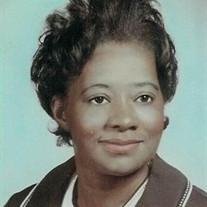 Mollie Elizabeth Jones